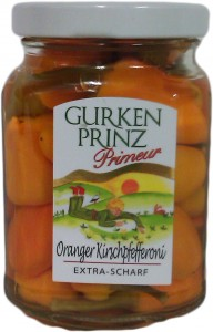 Kirschpfefferoni orange 228ml