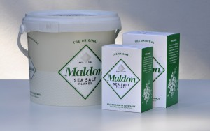 Maldon Salt and Tub