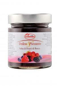 salsa frutti bosco 250g