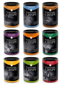Yorkshire Crisps Gruppe