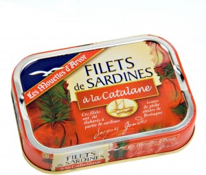 Sardines fillets in catalane tomato sauce