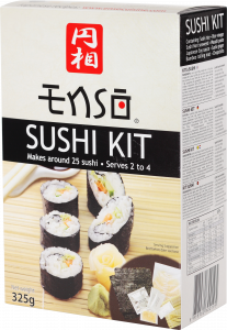 ENSO Sushi Kit 325g side