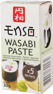 ENSO Wasabi Paste 30g side